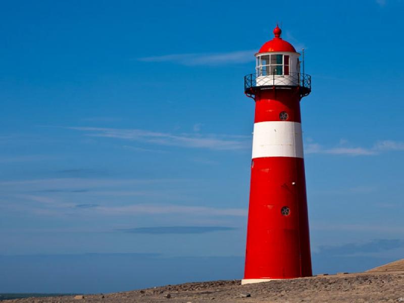 Vuurtoren 't Hoge Licht - Westkapelle - Vakantie in Zeeland aan de ...